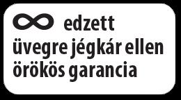 FAKRO - edzett üvegre jégkár ellen örökös garancia